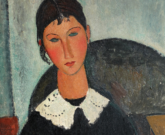 4. Amedeo Modigliani